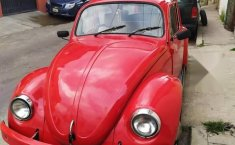 Volkswagen Sedan v8 placas antiguo todo pagado-1