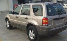 FORD ESCAPE 2002 53 MIL MEXICANO AUTOMATICO 6 CILINDROS-5