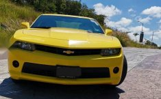Chevrolet camaro lt v6 impecable-7