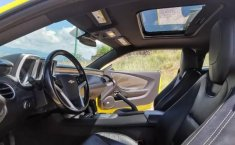 Chevrolet camaro lt v6 impecable-3