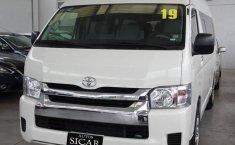Toyota Hiace 2019 2.7 GL 15 pasajeros Mt-0