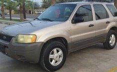 FORD ESCAPE 2002 53 MIL MEXICANO AUTOMATICO 6 CILINDROS-0
