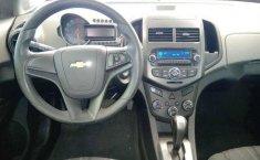 Chevrolet Sonic 2016 4p LT L4/1.6 Aut-10