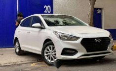 Hyundai accent gl mid hach back 2020-6