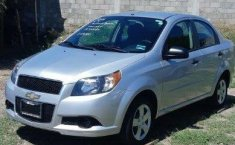 Chevrolet Aveo 2016 único dueño-6