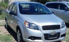 Chevrolet Aveo 2016 único dueño-5