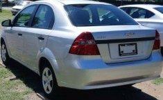 Chevrolet Aveo 2016 único dueño-4