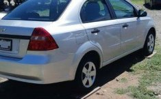 Chevrolet Aveo 2016 único dueño-3