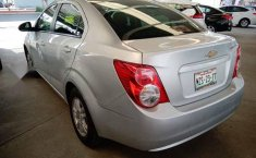 Chevrolet Sonic 2016 4p LT L4/1.6 Aut-9