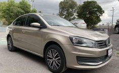 Volkswagen Vento 2017 4p Allstar L4/1.6 Aut-1