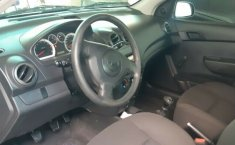 Chevrolet Aveo 2016 único dueño-1