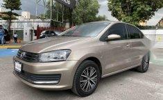 Volkswagen Vento 2017 4p Allstar L4/1.6 Aut-0