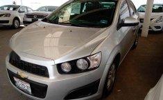 Chevrolet Sonic 2016 4p LT L4/1.6 Aut-4