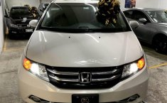 HONDA Odyssey Touring Piel Quemacocos Gps Dvd Impecable-2