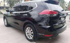 X-TRAIL SENSE 2 ROW NEGRO 2019-0