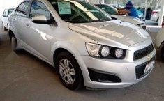 Chevrolet Sonic 2016 4p LT L4/1.6 Aut-3