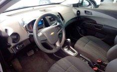Chevrolet Sonic 2016 4p LT L4/1.6 Aut-2