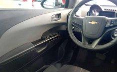 Chevrolet Sonic 2016 4p LT L4/1.6 Aut-1