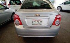 Chevrolet Sonic 2016 4p LT L4/1.6 Aut-0