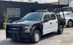 Ford F 150 2017 2p XL Crew Cab. 4x2 V6/3.5 Aut-8