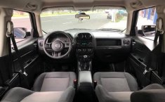 Jeep Patriot 4x2 aut a/ac ba abs R-17 2.4L 4 Cil.-8