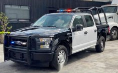 Ford F 150 2017 2p XL Crew Cab. 4x2 V6/3.5 Aut-1