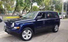 Jeep Patriot 4x2 aut a/ac ba abs R-17 2.4L 4 Cil.-4