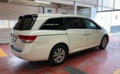 Honda Odyssey EXL 2017 Piel DVD Cámaras Lateral y Trasera, Puertas a Control Remoto, 8 Pasajeros V6-7