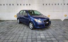 Chevrolet Aveo 2017 1.6 Ls Mt-1