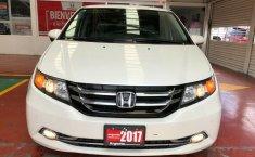 Honda Odyssey EXL 2017 Piel DVD Cámaras Lateral y Trasera, Puertas a Control Remoto, 8 Pasajeros V6-0