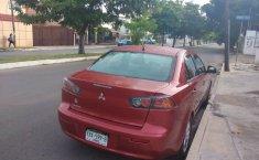 Venta de Automóvil Mitsubishi Lancer Rojo 2012.-6