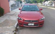 Venta de Automóvil Mitsubishi Lancer Rojo 2012.-5