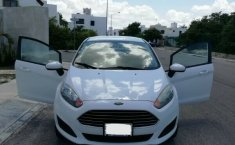 FORD FIESTA IMPECABLE-9