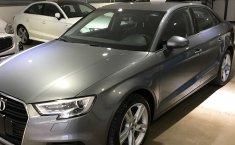 Audi A3 2017 Gris -0