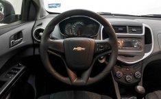 Chevrolet Sonic 2017 Con Garantía Mt-25