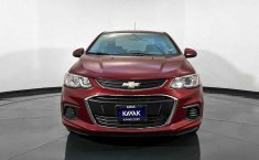 Chevrolet Sonic 2017 Con Garantía Mt-16
