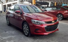 Chevrolet Cavalier 2019 Rojo-18