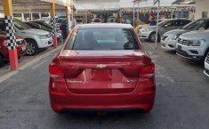 Chevrolet Cavalier 2019 Rojo-3