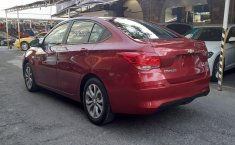 Chevrolet Cavalier 2019 Rojo-2