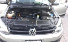 Volkswagen Crossfox 2012 Plata-12