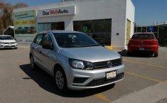 Volkswagen Gol 2019 Plata-10