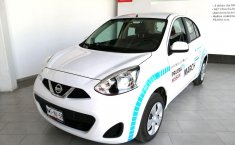 Estupendo auto ex demo Nissan March Sense-22