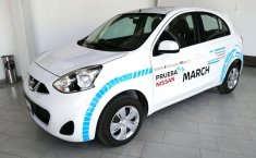 Estupendo auto ex demo Nissan March Sense-21