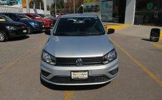 Volkswagen Gol 2019 Plata-8