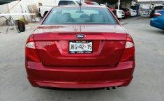 Ford Fusion SE Rojo-13