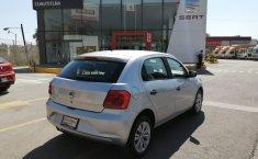 Volkswagen Gol 2019 Plata-5