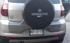 Volkswagen Crossfox 2012 Plata-9
