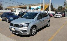 Volkswagen Gol 2019 Plata-4