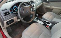 Ford Fusion SE Rojo-11