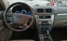 Ford Fusion SE Rojo-9